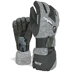 Doprava zdarma rukavice Level Half Pipe Gore-Tex anthracite 38876a248c