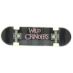 fingerboard Tech Deck W.G. Grey Stripes