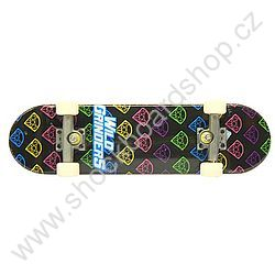 fingerboard Tech Deck W.G. Colored Diamonds