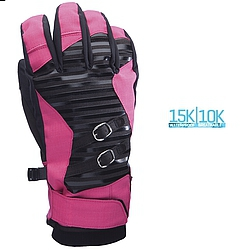 rukavice Ride Jules electric fuchsia