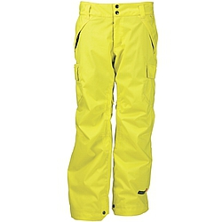 kalhoty Ride 10/5 Phinney Shell yellow