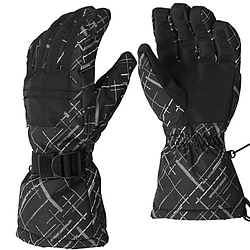 rukavice Marsnow Thermo black/grey