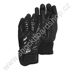 rukavice FORUM Fair Glove black to the future