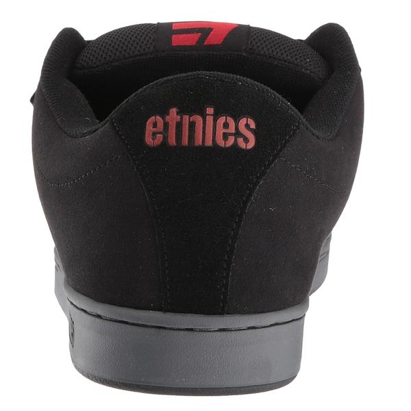Boty etnies kingpin black charcoal red - shockboardshop.cz 6d6d43c833