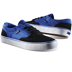 boty Etnies Fairfax black/blue/white