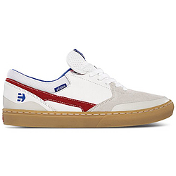 boty Etnies Rap Cl white/blue/gum