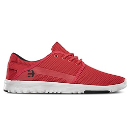 boty Etnies Scout red/white/black