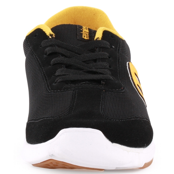 Boty etnies lo-cut sc black yellow - shockboardshop.cz ed371ffe934