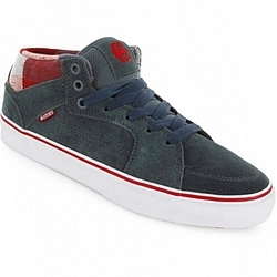 boty Etnies Portland blue/red/white