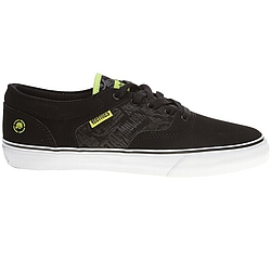 boty Etnies Metal Mulisha Fairfax black/lime
