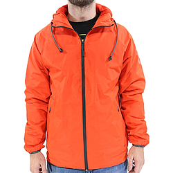 Pánská jarní bunda Etnies Breaker Jacket orange
