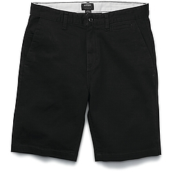 kraťasy, šortky Etnies Essential Straight Chino Short black