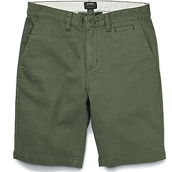 kraťasy, šortky Etnies Essential Straight Chino Short military