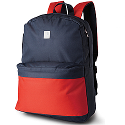 batoh - taška Etnies Entry Backpack navy/orange
