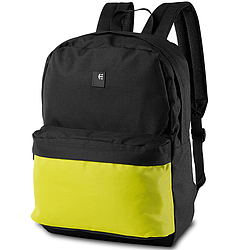 batoh - taška Etnies Entry Backpack black/green