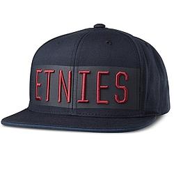 Akční zboží kšiltovka Etnies Kayel Snapback Hat navy 8c743c6ce0