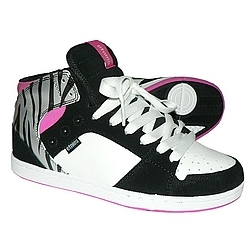 boty Etnies Perry Mid black/pink/white