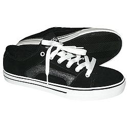 Akční zboží boty Etnies Rss black white silv dbeefa0023