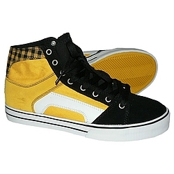 boty Etnies RSS High black/white/yell