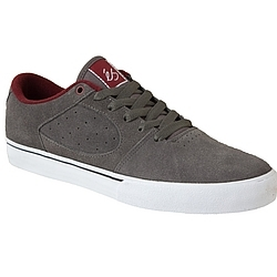boty ÉS Square Two Fusion grey/white/burgundy
