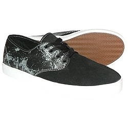 boty Emerica Laced black wash