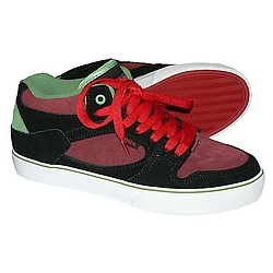 boty Emerica Hsu black/red