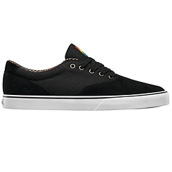 boty Emerica Provost Slim Vulc black/white/grey
