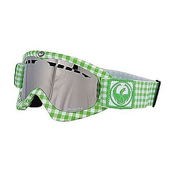 brýle Dragon DXS Green Gingham Ionized