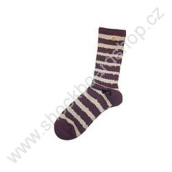 ponožky Emerica Deadbet MNS Crew Socks oxblood