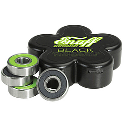 ložiska Enuff Bearings Black abec 9