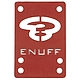 Enuff Shock Pads red - AC105RED