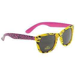 sluneční brýle Santa Cruz Screaming Shades yellow