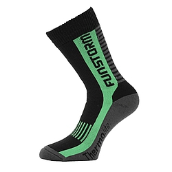 ponožky Funstorm Socks Long black