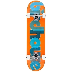 skateboard komplet Birdhouse Stage 1 Opacity Logo orange