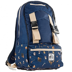 batoh - taška Picture Home 18L dark blue