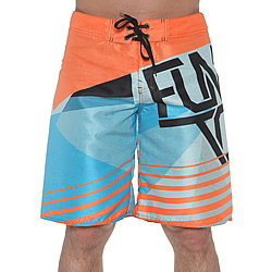 boardshorts - plavky Funstorm Verwit Boardshorts orange