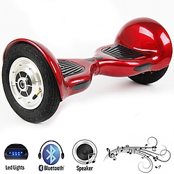Hoverboard - Kolonožka CHIC Smart Off Road Bluetooth red