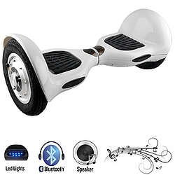 Hoverboard - Kolonožka CHIC Smart Off Road Bluetooth white