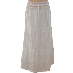 sukně Billabong Lila white