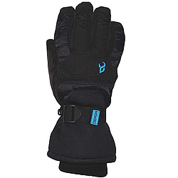 rukavice Demon Degree black/blue