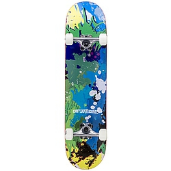 skateboard komplet Enuff Splat green/blue
