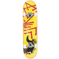 skateboard komplet Enuff Tag Graffiti Complete yellow