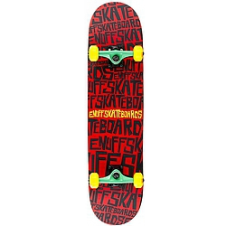 skateboard komplet Enuff Scramble red/black