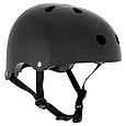 SFR Essentials Childs Helmet gun metal - helmy - shockboardshop.cz