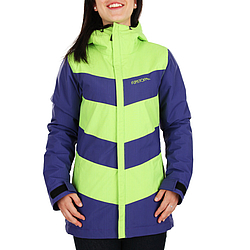 bunda Funstorm Kessa Jacket apple green