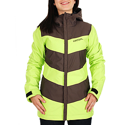 bunda Funstorm Kessa Jacket light yellow