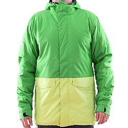 bunda Funstorm Pers Jacket lime