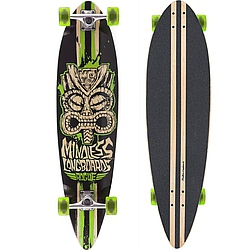Longboard Mindless Tribal Rogue II V2 black/green