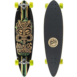 Longboard Mindless Tribal Rogue II LTD green
