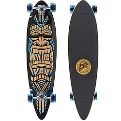Longboard Mindless Tribal Rogue III V3 black/blue